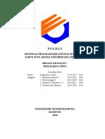 Rezza Lingga Permana Proposal PKM KC