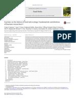 Food Web Ecology