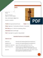 christopher jack resume