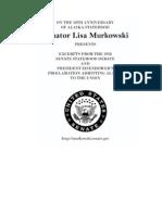 Excerpts From 1958 Alaska Statehood Debate