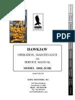 Sr Manual 100k-2gsr Sn 128 -130