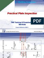 CSWIP Practical Plate Exe 2007