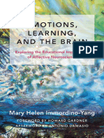 Emotions, Learning, And the Brain by Mary Helen Immordino-Yang