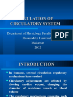 Regulation of Circulation System