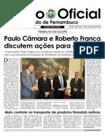Promoção Dos Novos Cabos Da PMPE 04NOV16