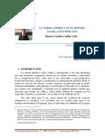 Dialnet-LaNormaJuridicaEnElSistemaLegislativoPeruano-5493809.pdf