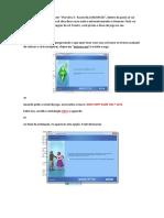 Instalando Sims 3