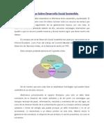 Un Ensayo Sobre Desarrollo Social Sostenibl1