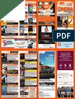 Cinema 3-9 novembre 2016 Cesena