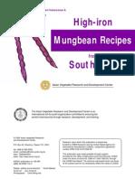 Mungbean Recipes(South Asia)
