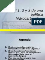 Politicas hidrocarburos.ppt
