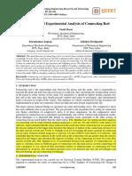 3. مهم جداvery Important Conrod Reference and Experimental Work