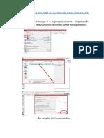 Pasar Planos en PDF a Autocad Con Inkscape
