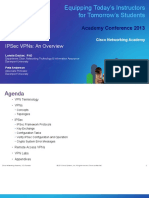 IPSec VPNs - An Overview - Presentation