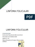 LINFOMA FOLICULAR