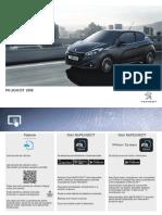 Peugeot 208 manual de utilizare romana