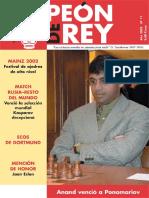 Revista Peón de Rey 011