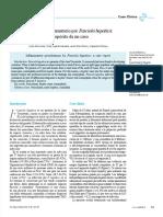 Pseudotumor Inflamatorio Por Fasciola Hepática