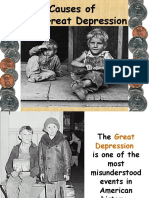 The Great Depression 2010-11