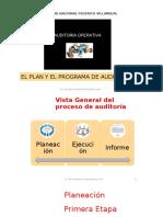 Plan y Programa de Auditoria Operativa