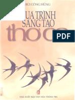 eBook Quá Trình Sáng Tạo Thơ CA - Bùi Công Hùng