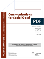 Communications.for.Social.good