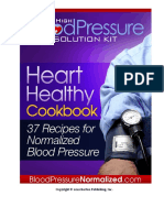 The Heart Healthy Cookbook - HBP-Kit-Recipes