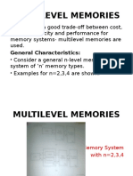 Multilevel Memories
