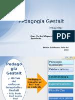 Pedagogía Gestalt Ixtlahuaca