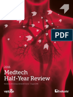 EP Vantage Medtech Half-Year Review 2016