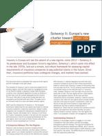 Solvency II Europe's New Charter Toward Better Risk Management In Insurance