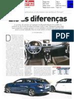 """NOVO RENAULT MÉGANE SPORT TOURER FRENTE MÉGANE SPORT TOURER III NA """"AUTO FOCO"""".pdf"""