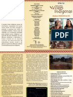Folder Vozes Indigenas