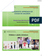 Diagnostic Approach of Cough[1]