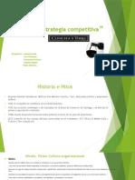 Presentación CONCHA Y TOROEstrategia