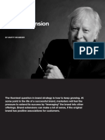 Brand extension by Marty Neumeier