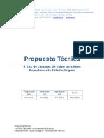 Oferta Técnica TW Ing