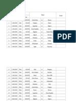 Jadual Piala Dunia 2010