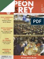 Revista Peón de Rey 013