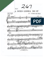 Samba Dees - Alto 2 part