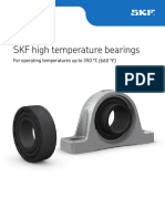 SKF high temperature Bearing