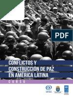 Brett, Roderick. (2014). Curso Conflictos y Construcción de Paz en AL