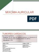 Mixoma Auricular