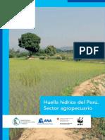 ANA - Huella Hídrica del Perú. Sector Agropecuario.pdf