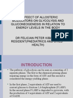 Allosteric Modulation 1