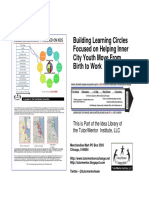 Building Learning Circles In Companies, Faith Groups