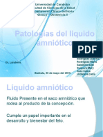 Patologia de Liquido Amniotico