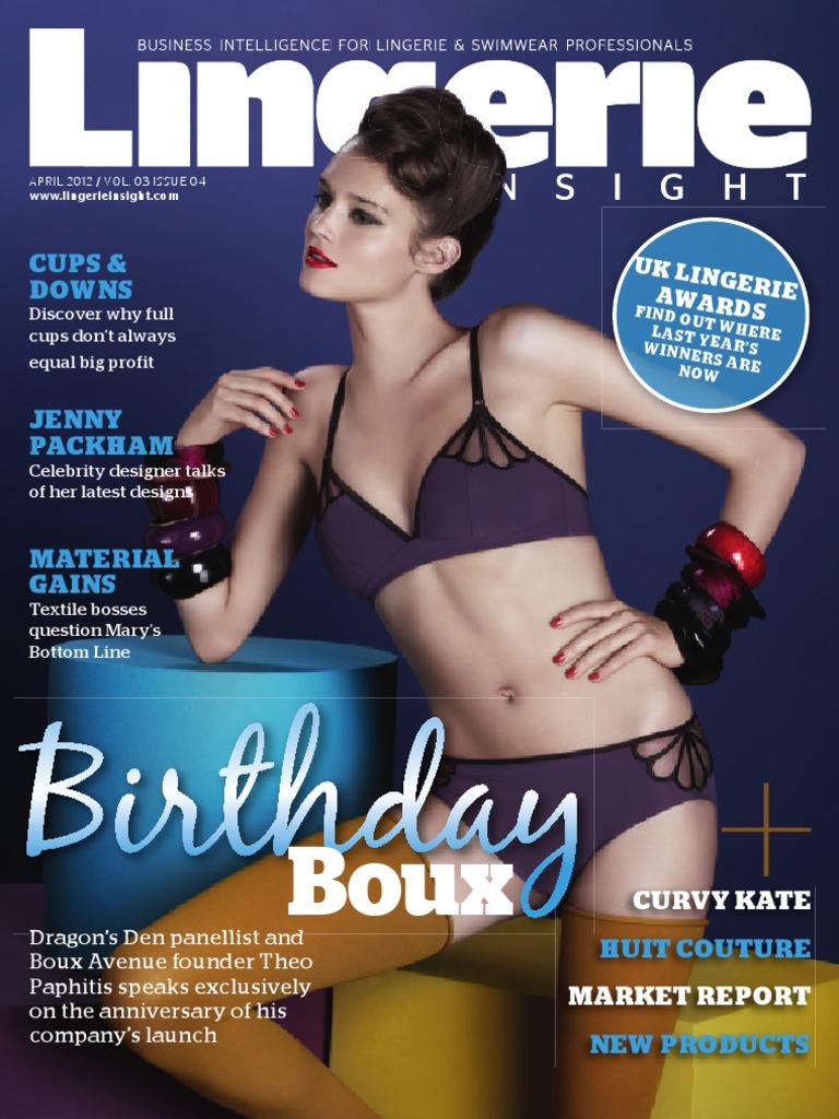 ed0a8d9fe09e4 Lingerie Insight April 2012