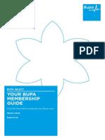 Bupa Select Membership Guide
