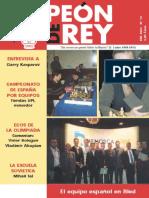 Revista Peón de Rey 014